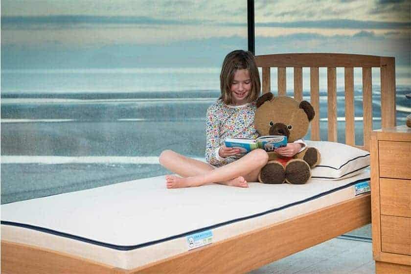 Bild von Kindermatratze oeko naturlatex